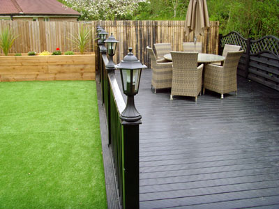 Decking in Croydon